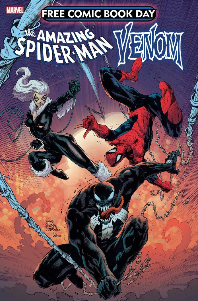 Free Comic Book Day 2020: Spider-Man/Venom #1