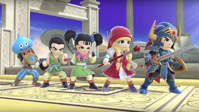 Smash Bros. crossover costumes