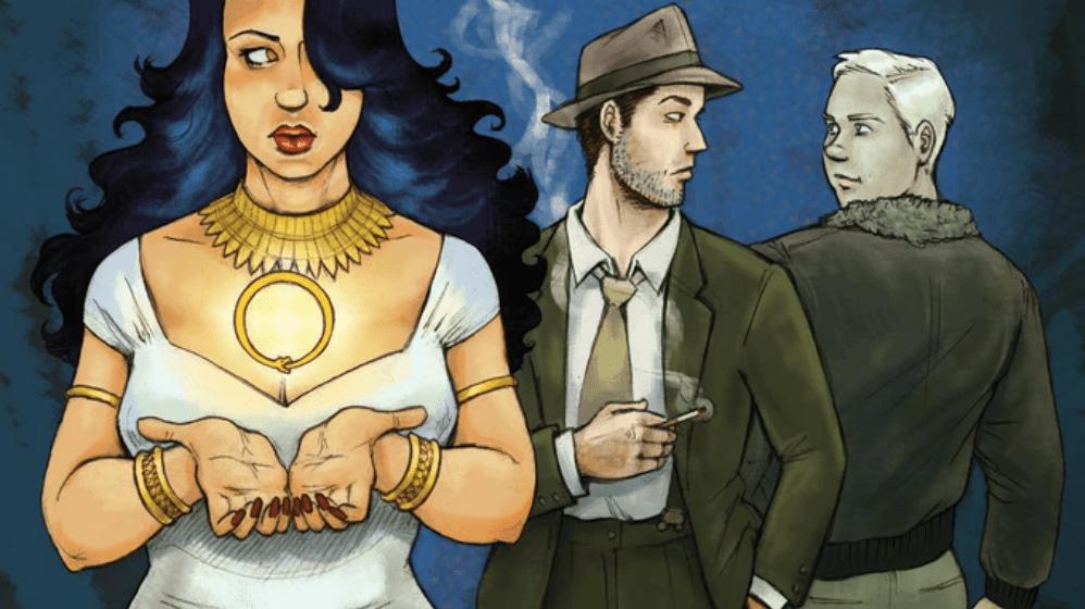 Dash: The Gay Noir Graphic Novel