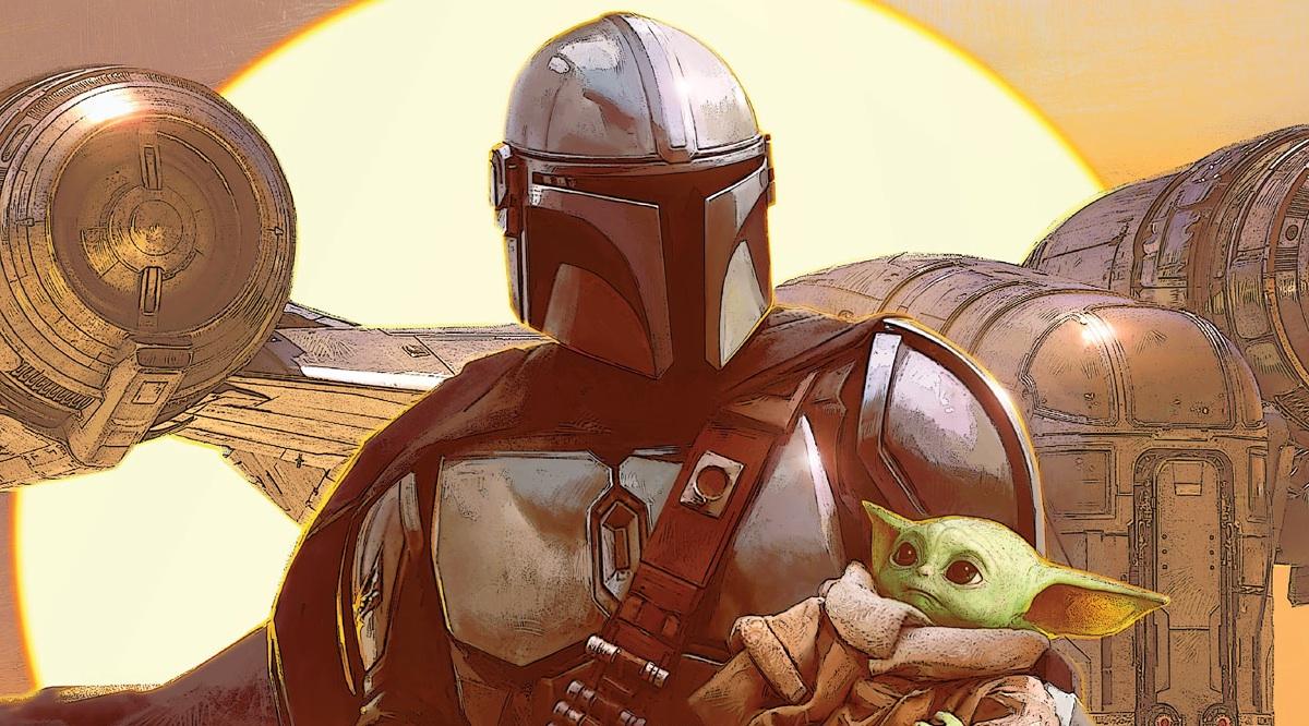 Lucasfilm Sets Extensive Publishing Plans for 'The Mandalorian'