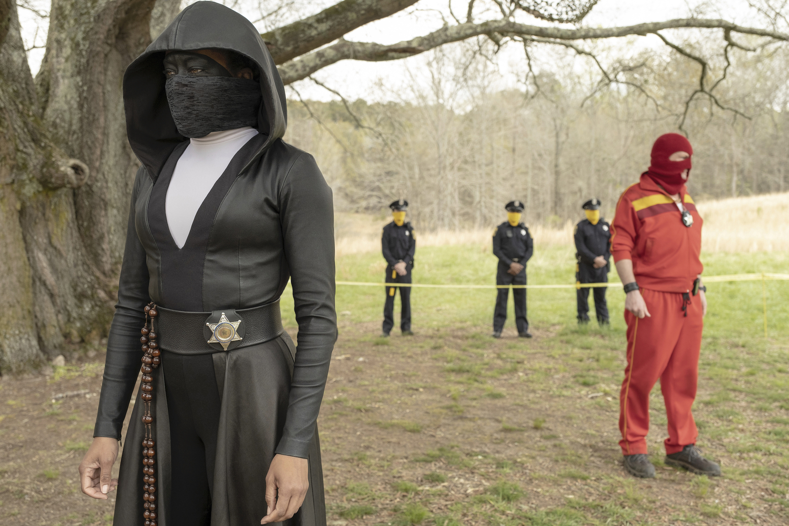 Who Watches the Watchmen: The Emmys, apparently
