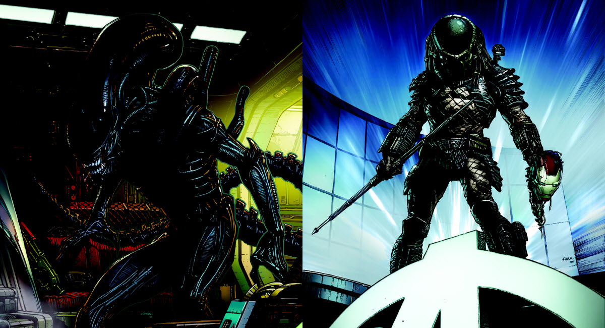 Marvel Acquires Alien and Predator Comic Franchises