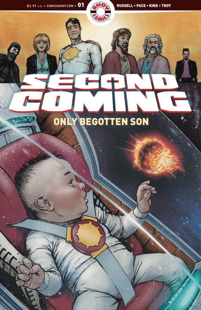 AHOY Second Coming