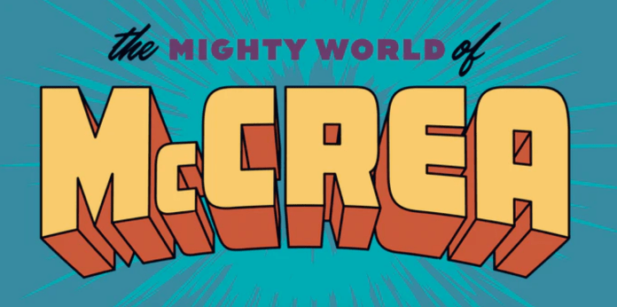 The Mighty World Of McCREA