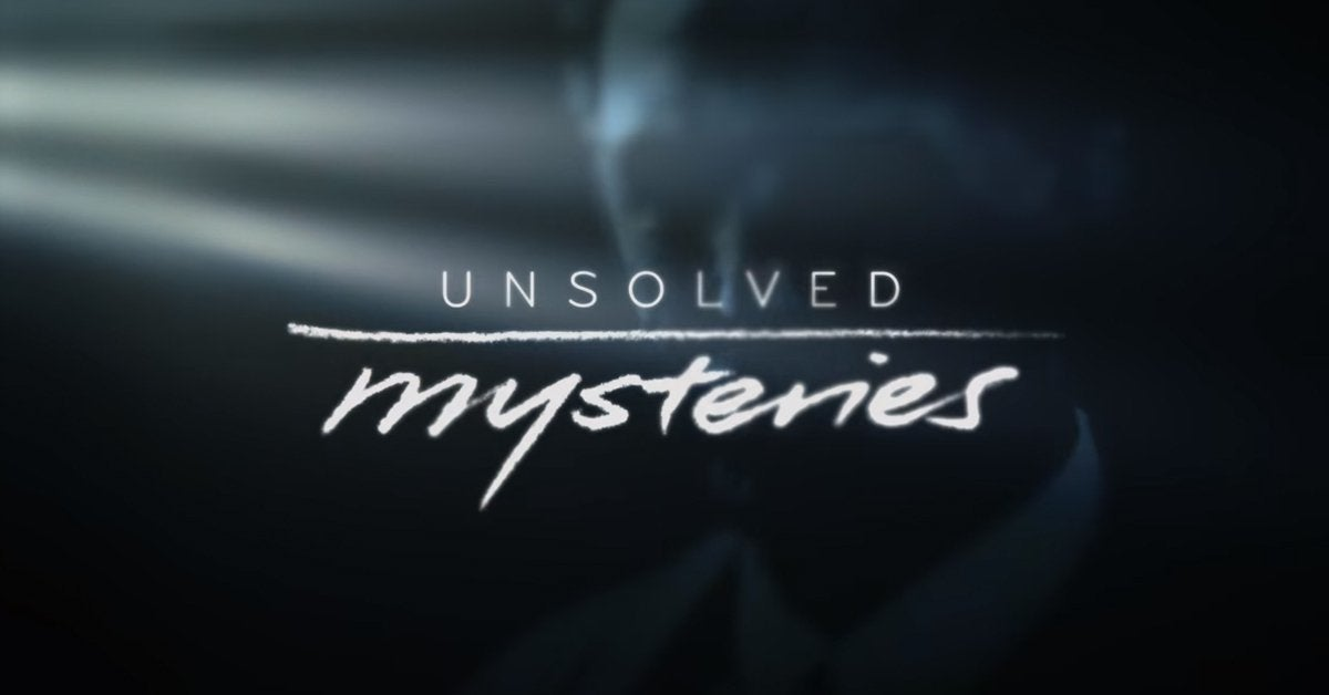REVIEW: Netflix's UNSOLVED MYSTERIES revival connects a new generation with the unknown