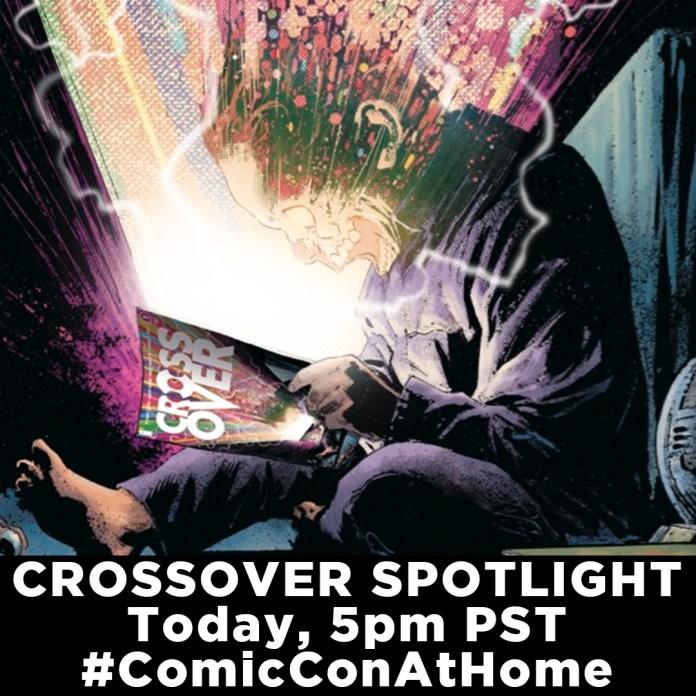 Image Comics' Crossover