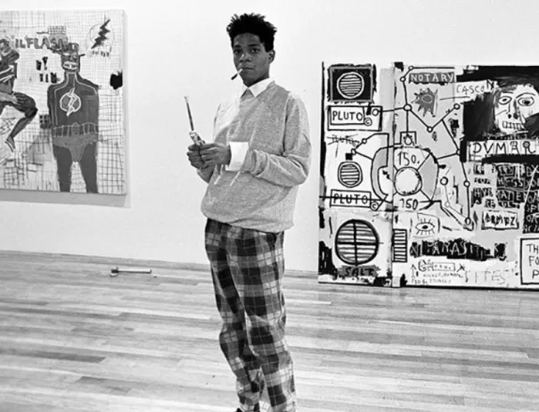 Basquiat's