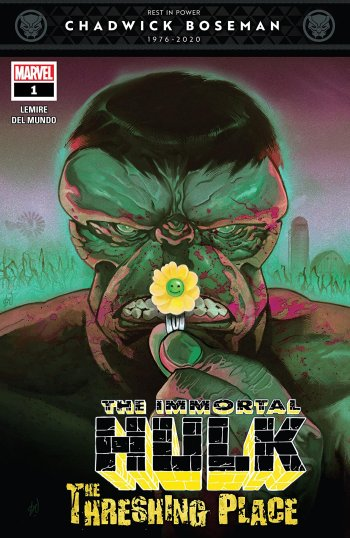 Immortal Hulk: The Threshing Place