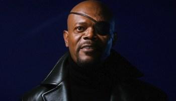 Samuel L Jackson Nick Fury