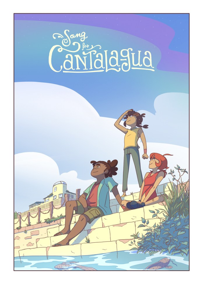 Song for Cantalagua