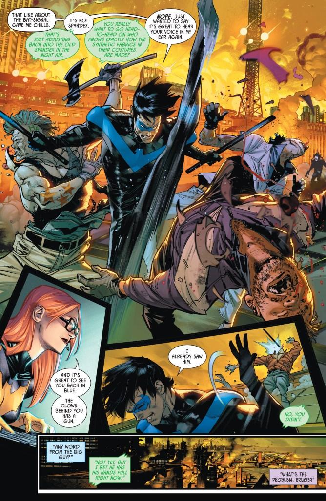 Batman #100 page 5