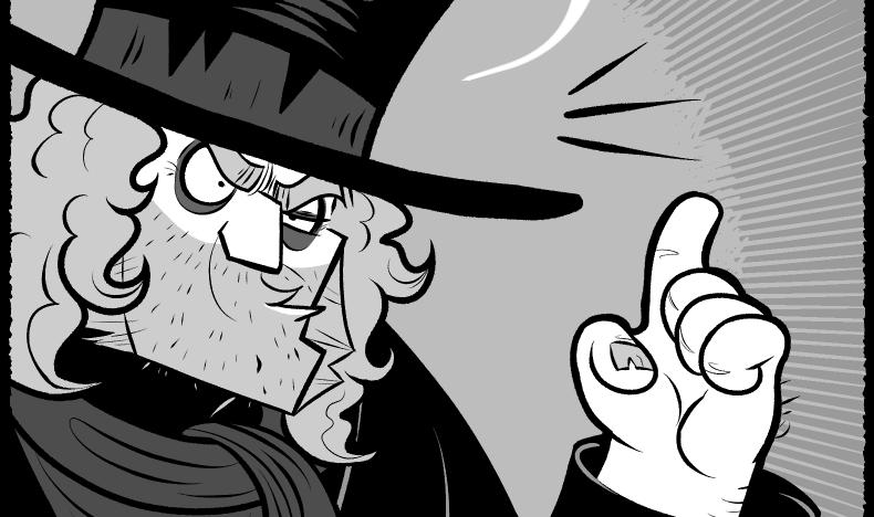 Cheapjack Gentleman