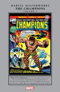 Marvel Masterworks Champions