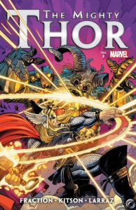 The Mighty Thor by Matt Fraction