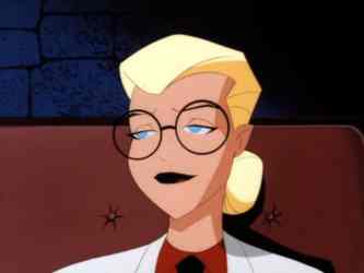 Dr. Harleen Quinzel of Batman: The Animated Series