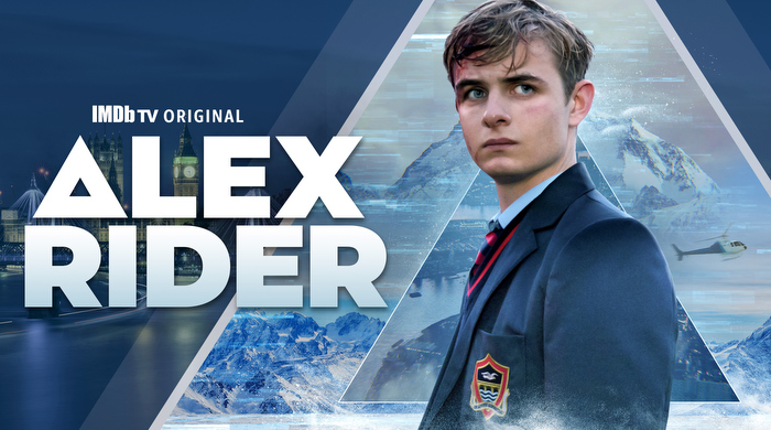 Alex Rider is coming soon