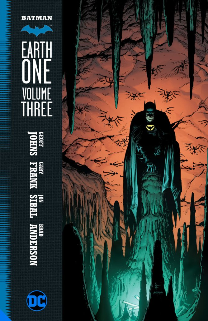 Batman Earth One Volume 3