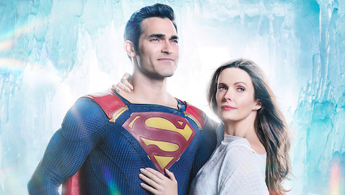 Adam Mallinger Superman & Lois