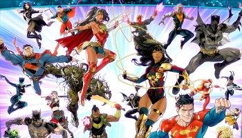 DC Comics CCXP