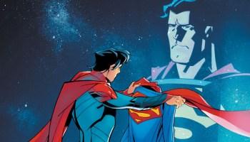Superman creative teams