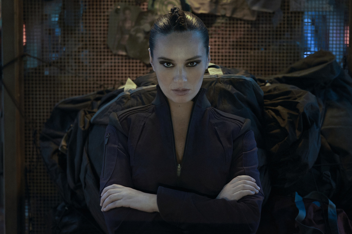 Camina Drummer (Cara Gee) is back on THE EXPANSE