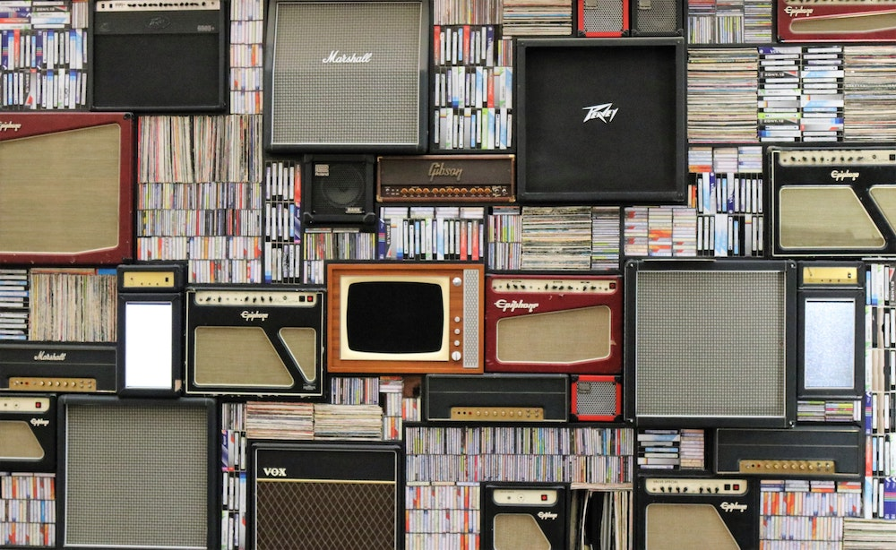TVs and some other retro tech