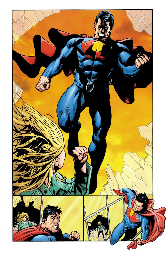Crime Syndicate preview page