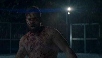 """""""Tribes"""" gets Amos Burton (Wes Chatham) all bloody"""