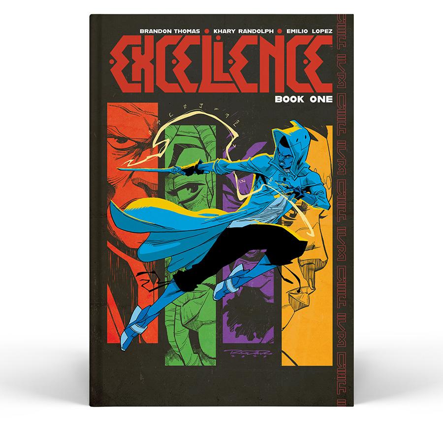 Excellence Kickstarter HC