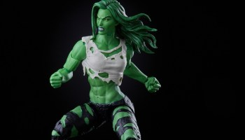 She-Hulk figure