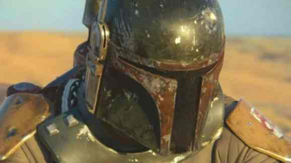 Boba Fett of The Book of Boba Fett, a sure Fandom 2021 phenomenon