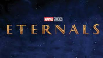 The title card for Eternals, a possible hit