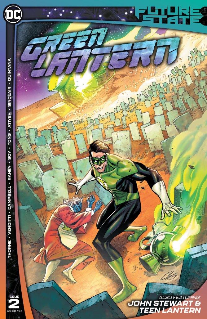 Future State Green Lantern #2