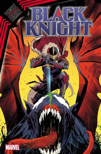 King in Black: Black Knight #1 Cover