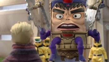 M.O.D.O.K. animated