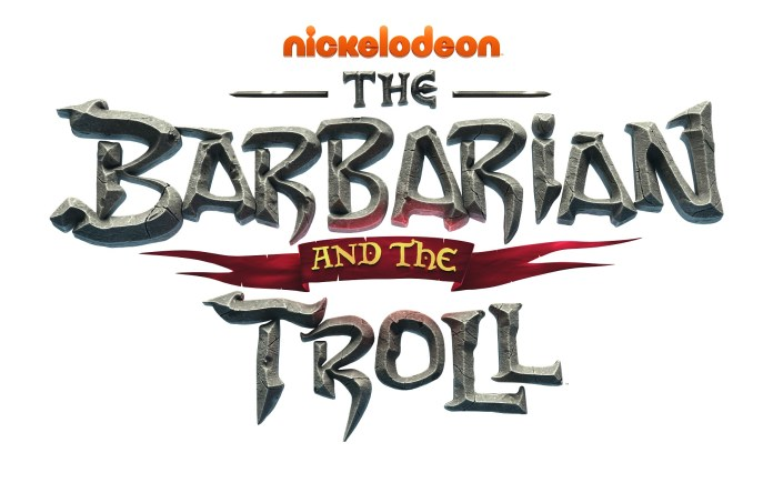 Barbarian and the Troll