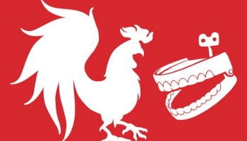The logo for Rooster Teeth