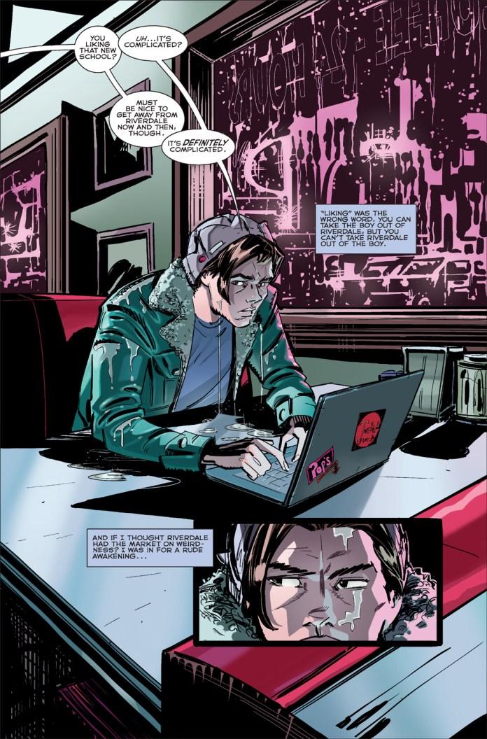 Jughead in Riverdale: The Ties That Bind