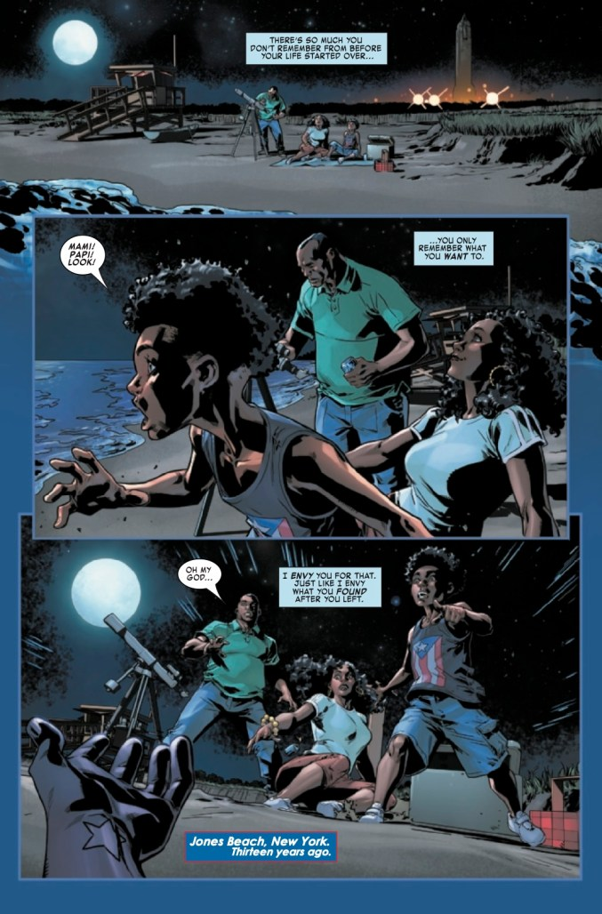 America Chavez: Made in the USA #1 Page 1