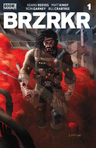 BRZRKR #1 review