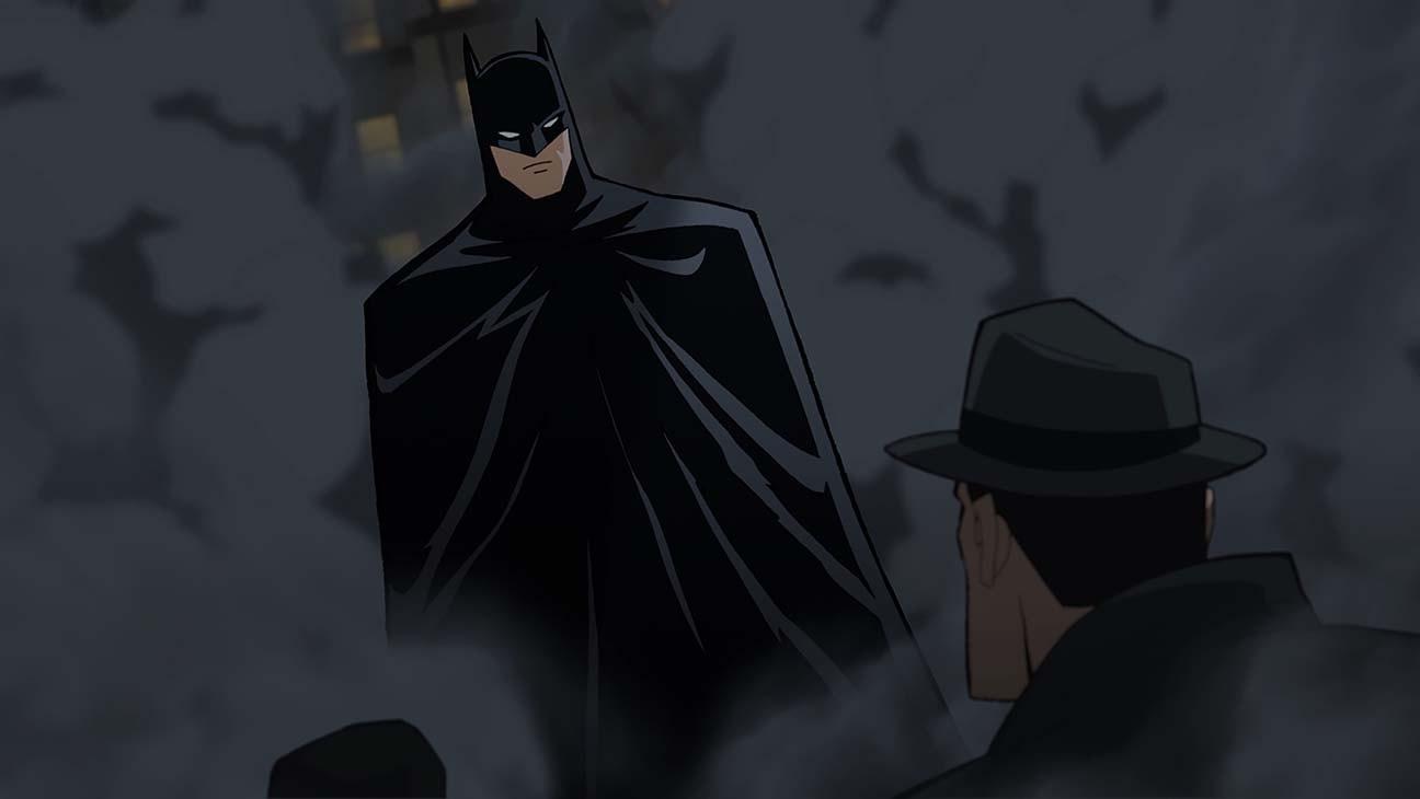 Batman The Long Halloween animated adaptation