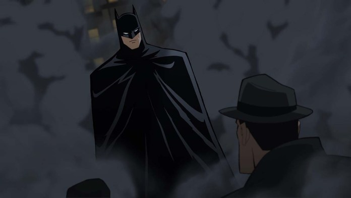 Batman The Long Halloween animated adaptation