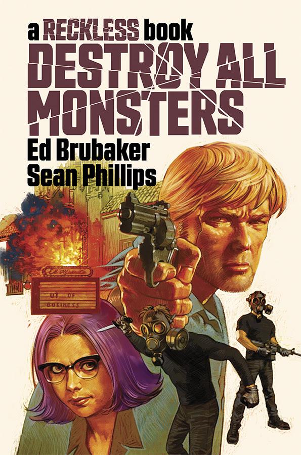 Brubaker Destroy All Monsters