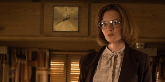 Margo Madison (Wrenn Schmidt) appeals to an old friend
