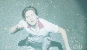 Jughead abducted from Riverdale by Mothmen