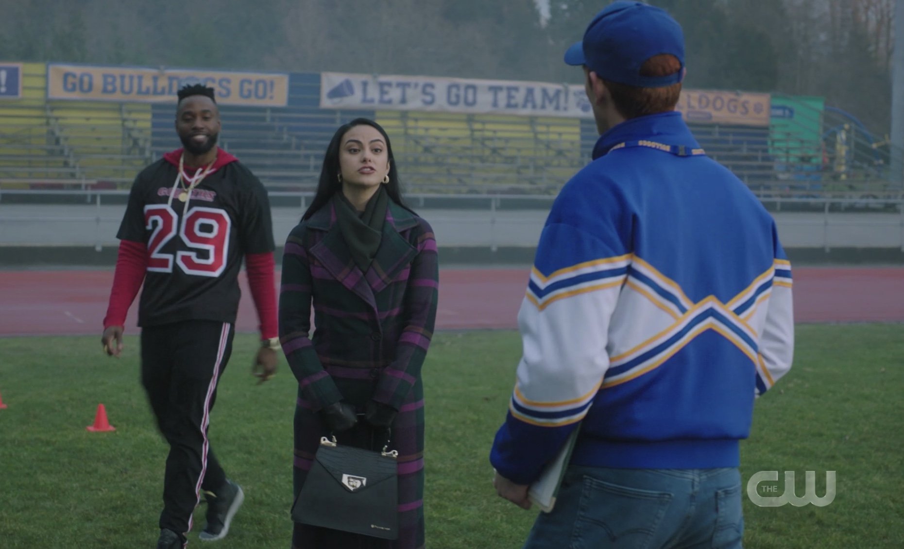 The New York Goliath's own T-Dub comes to Riverdale! Who?