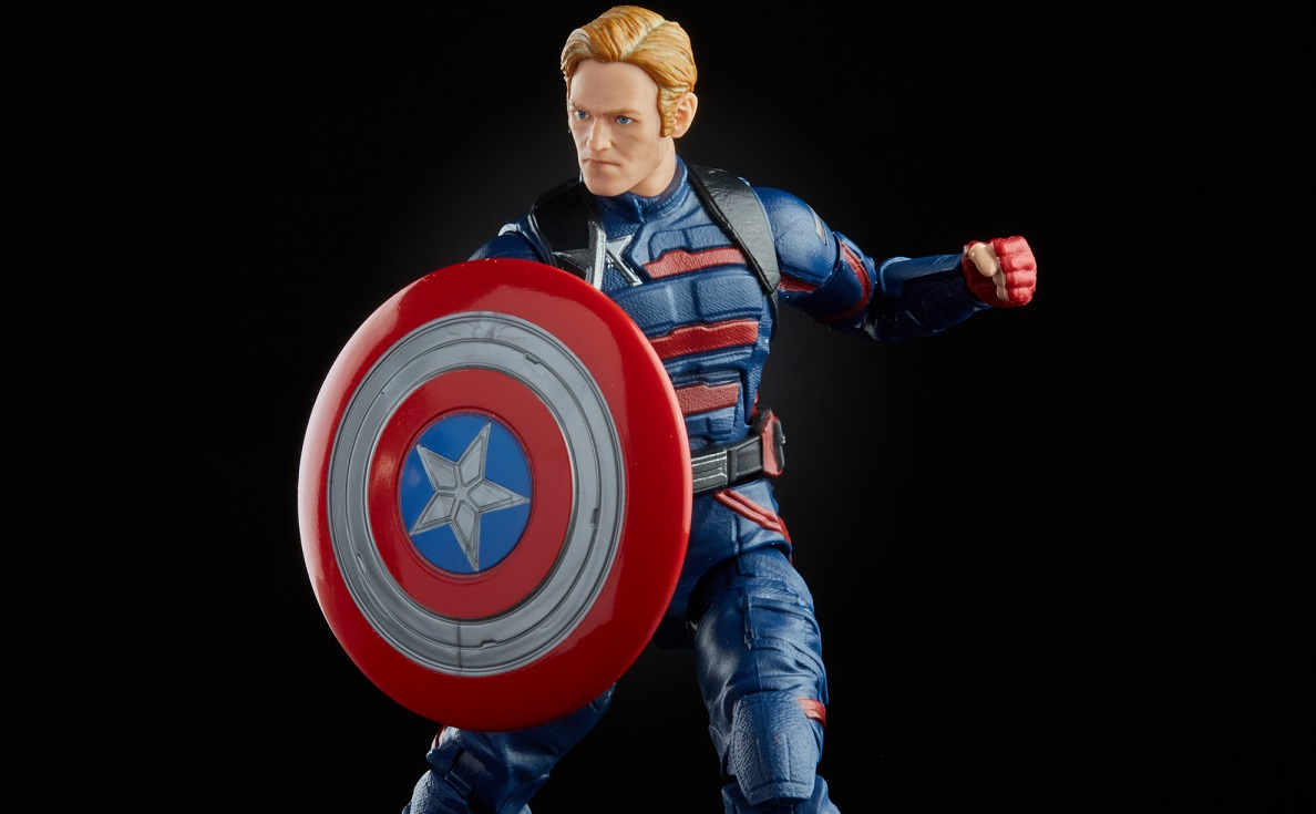Captain America 2.0 John Walker inherits the shield with new action figures - The Beat