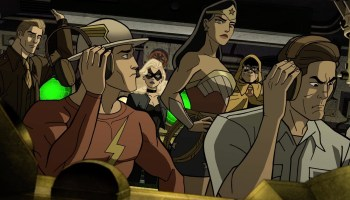Justice Society panel