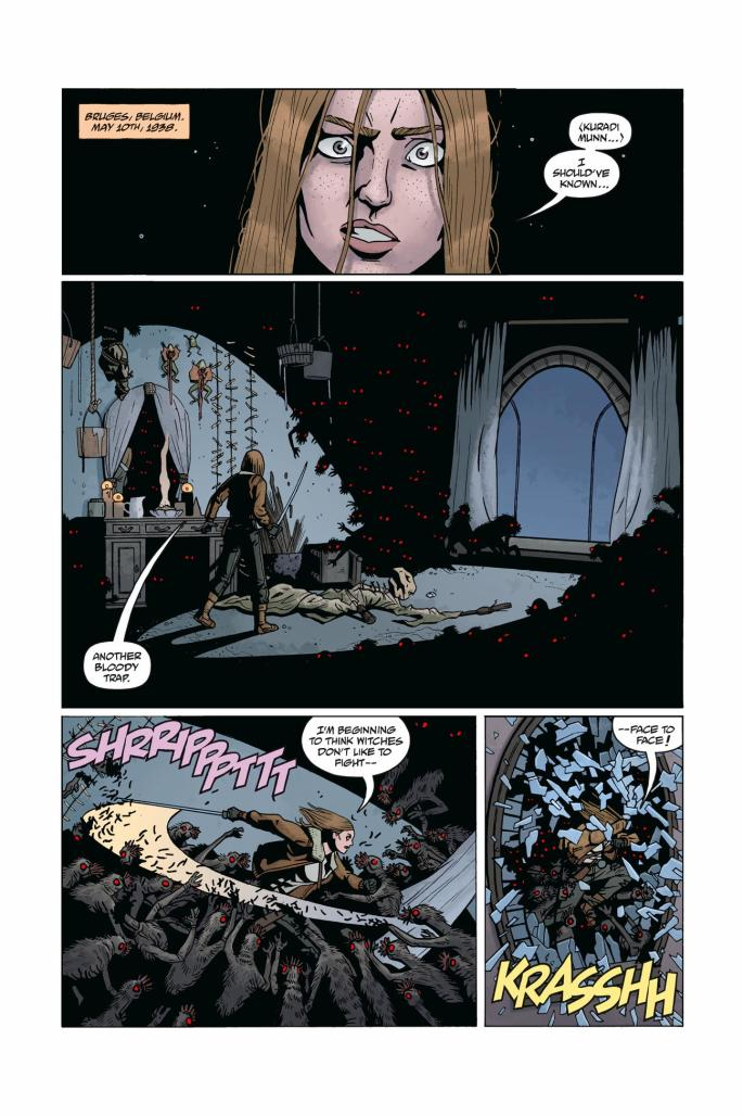 Lady Baltimore #1 Preview