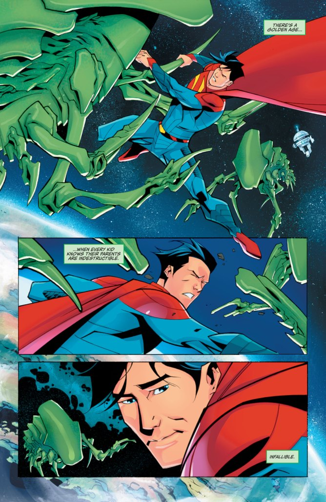 Superman #29 page 1